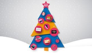 Precisa de uma campanha de Natal?