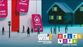 Centros Comerciais Dolce Vita lançam campanha em parceria com a TLC Marketing