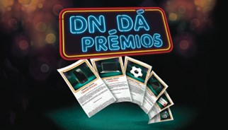 O Diário de Noticias e a TLC Marketing dão prémios!