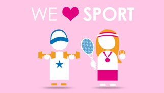 We love sport