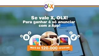 Anunciar na app do OLX vale prémios