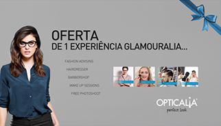 Campanha Opticalia e TLC Marketing
