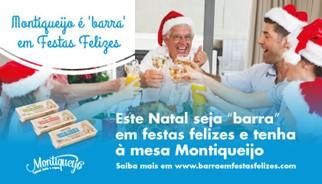 Este Natal seja barra em Festas Felizes com a TLC Marketing e a Montiqueijo