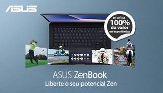 Campanha Asus - Asus ZenBook