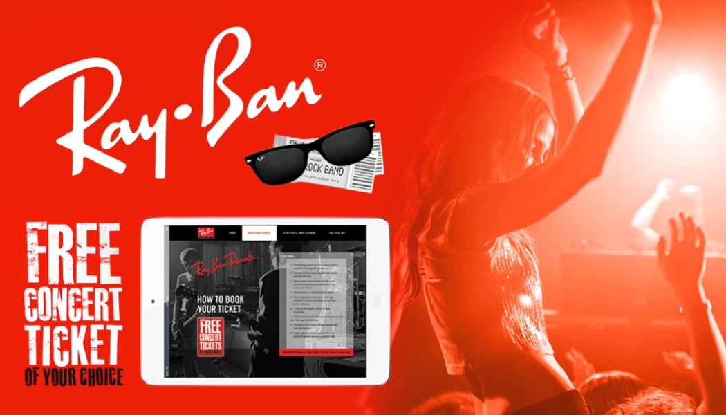 Ray-Ban: From storytelling to story doing