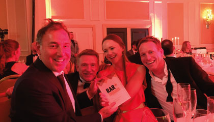 Promotional Marketing Agency of the year as voted by clients