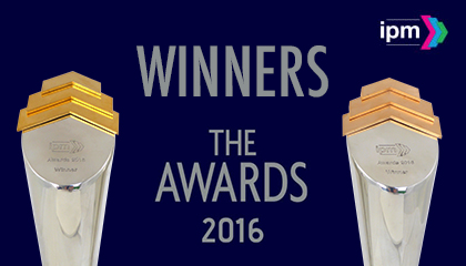 TLC take home a Gold and a Bronze at the IPM Awards 2016.