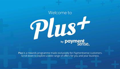Paymentsense Plus