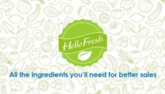 Dining rewards from Hello Fresh and TLC Marketing