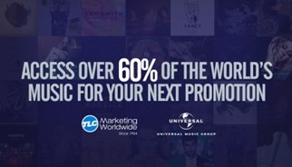 Universal music partner with TLC Marketing
