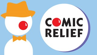 Red Nose Day rebrand in aid of Comic Relief