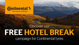 Continental reward customers with a FREE luxury hotel night stay