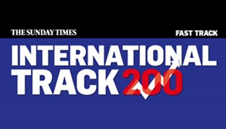 TLC lands the Sunday Times International Track 200 list