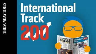 TLC Marketing ranks in top 200 HSBC Sunday Times International league