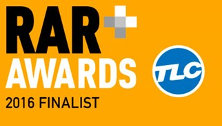 TLC Finalist for Promotional Agency of the Year and Best Agency for Creativity and Innovation