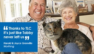 Free taxidermy with your pet insurance policy
