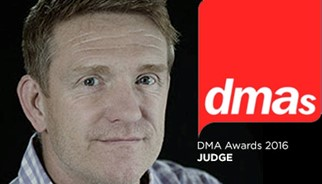 DMA select Rob Scott as a judge