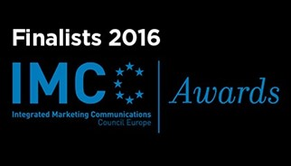 IMC European Awards Finalists 2016
