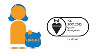 TLC Marketing UK ISO 9001:2015 Certified