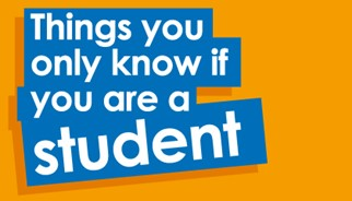 Things you only know if you are a student