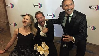 Interview with Nick True and John Pearson Agency of the Year IPM