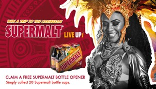 Supermalt launches carnival promotion