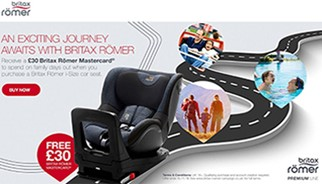 AN EXCITING JOURNEY AWAITS WITH BRITAX RÖMER'S LATEST OFFER