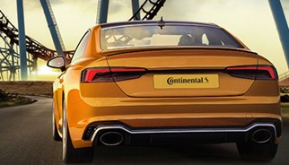 Continental Tyres launch 'Safe to enjoy life more' promotion.