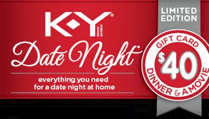 TLC Marketing K-Y Free Movie Promotion