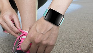 Fitness wearable
