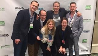 TLC Marketing Wins At Loyalty360 Awards