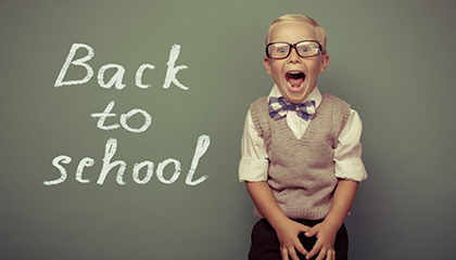 Back to school, TLC Marketing, adding value to your promotional campaigns