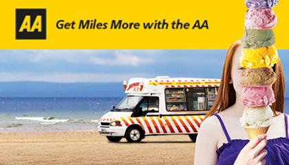 TLC Marketing's campaign for AA