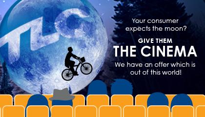 TLC Marketing's cinema rewards