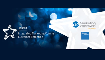 Bupa and TLC take home the CIM Customer Retention Award 2016