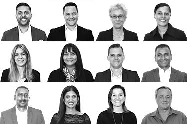 Meet our award winning agency team