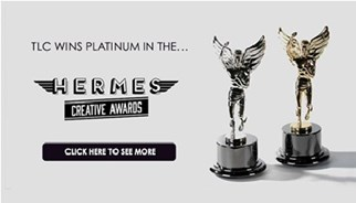 TLC Marketing Wins Platinum in Hermes Creative Award