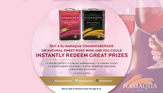TLC Marketing help Namaqua Brings Friends Together again