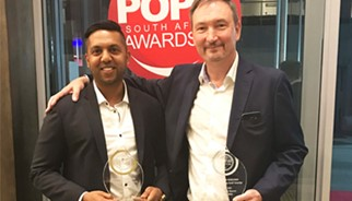 TLC Marketing wins 2 awards at this year's POPAI awards
